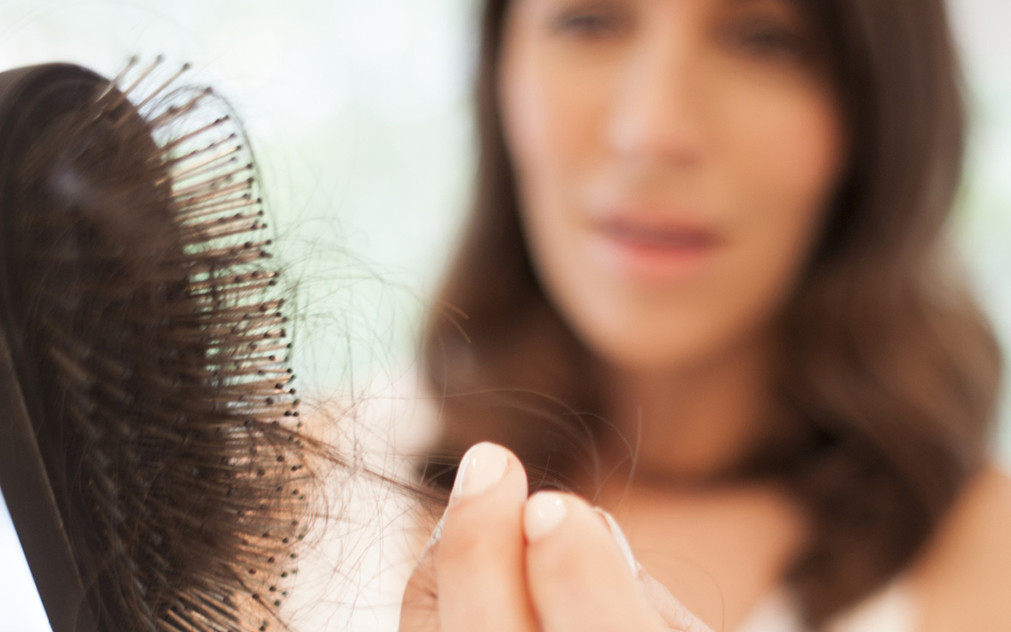 Women & Hair Loss: 9 Causes